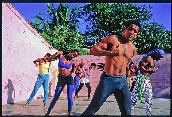 Cuban Folkloric Ballet